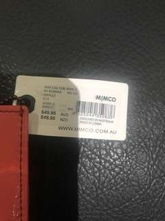 Mimco case for iPhone 5