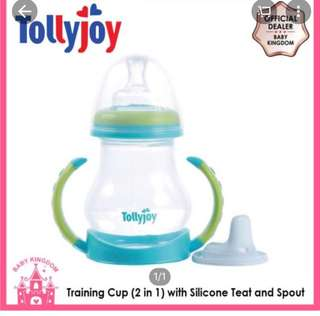 BN 2 in 1 toddler training cup
