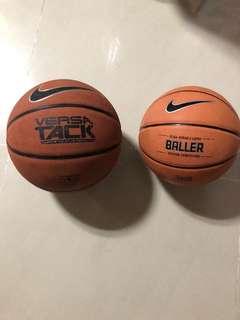 Nike basket balls