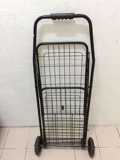 Foldable shopping cart/ trolley for sale