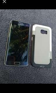 Samsung S6 Edge 32gb (OnyxBlue) GLOBELOCKED