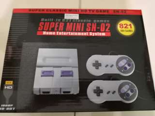 Super NES mini console 821 in one