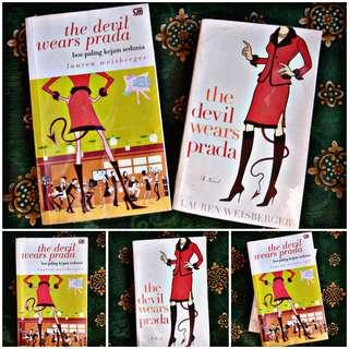 Novel The Devil Wears Prada (2buku)