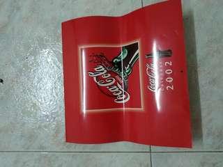 2002 Coca Cola calendar