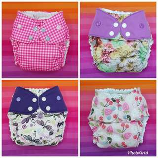 Cottonytail Cloth Diapers