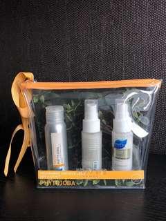 Phytojoba hair care travel set