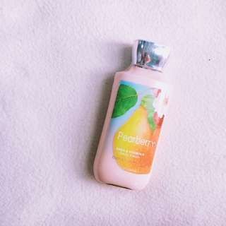 Bath and Body Works Lotion Pearberry