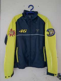 Dainese VR46 riding jacket