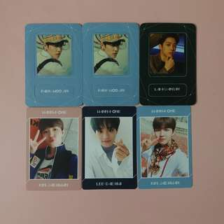 CLEARANCE WANNA ONE PC MAGNET UNDIVIDED