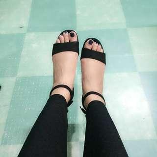 "Fallin Miss Block Heels 2"""