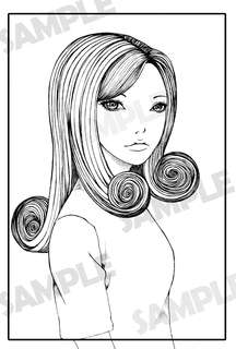 Lineart drawing for coloring