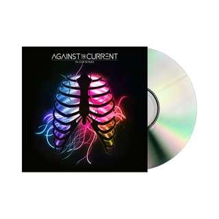 Against The Current in our bones CD album