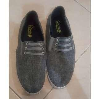 Sepatu Sneakers Merk Dr. Kevin Soft & Comfortable Men Slip On 9309 Size 40