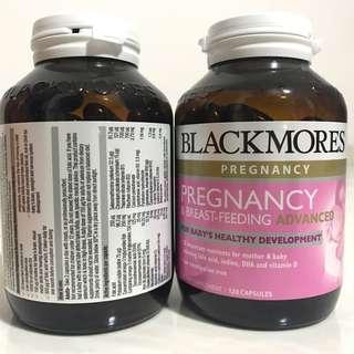 Pregnancy & Breastfeeding Advanced 120caps