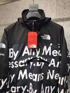 NORTH FACE x Superme jacket