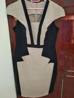 Dorothy Perkins Sliming Illusion Dress