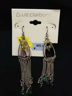 Liz Claiborne dangle earrings