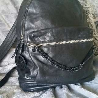 🌹🏵🌹 Mimco Leather Backpack