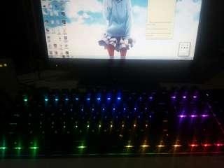 Rakk Kimat XT.2 Mechanical Keyboard Sale or swap sa ddr 3 8gb 1600