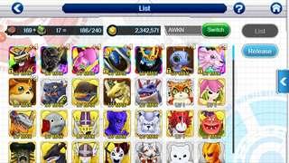 Digimon Links Account