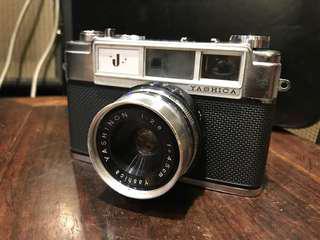 yashica j 單鏡反光菲林相機