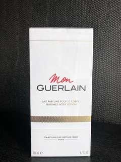 Mon Guerlain body lotion