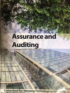 NTU AC2104 Assurance & Auditing TB