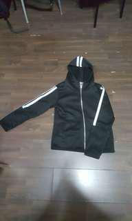 Adidas Inspired Stripe Jacket