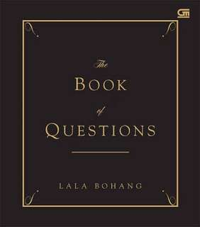 The Book of Questions by Lala Bohang