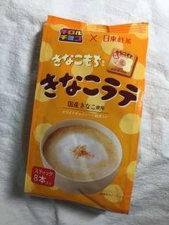 日東紅茶(黃豆拿鐵)