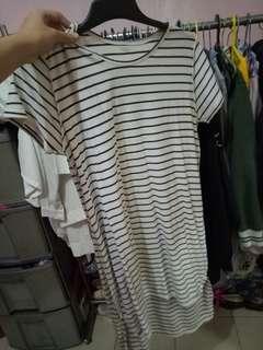 bnl jakcloth baju stripe