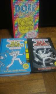 Dork diaries and the misadventures of max crumbly