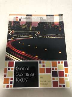 🚚 Global Business Today Textbook