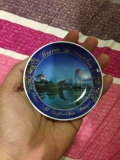 Brunei souvenir plate