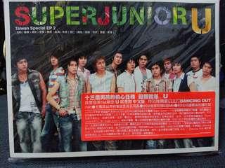 Super junior single - U 台版
