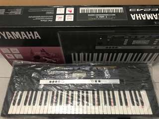 🚚 Yamaha E243電子琴