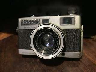 萬能達單鏡反光菲林相機