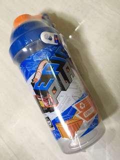 Hot wheels water bottle