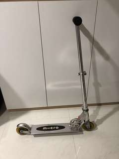 Kick-scooter for kids