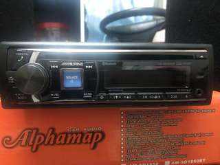 Alpine Bluetooth usb