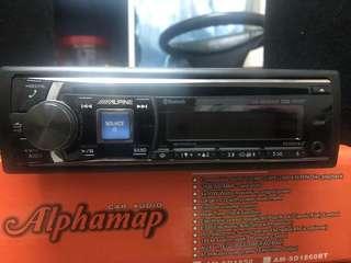 Alpine Bluetooth usb