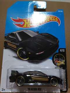 hot wheels 風火輪 90 ACURA NSX 1/64 小汽車 多美 tomica