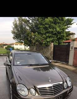 Mercedes-Benz E200 Saloon Auto Avantgarde
