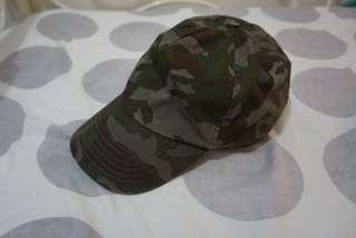 Zara Army Cap