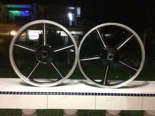 KAWA GTO  sport rim (Black)