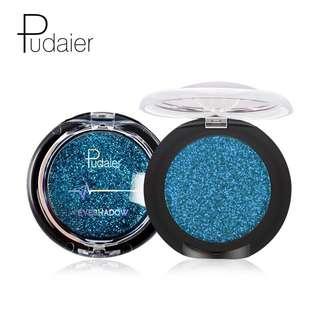🦋Pudaier Waterproof pudaier Glitter Eye Shadow🦋