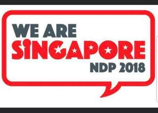 Want : NDP tickets Any Weekend except 28