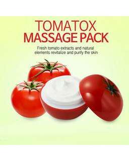Tony Moly Tomatox Whitening Mask Pack