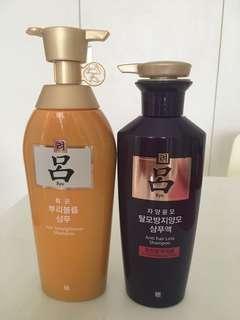 呂 Ryo Shampoo