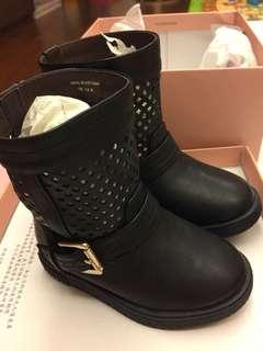 🚚 女童雨靴 (US6, 14.8cm)